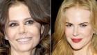 راز زیبایی بازیگر معروف زن نسبت به خواهرش + عکس