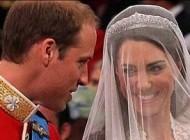 رقابت لباس عروس كیت میدلتون و مشعل المپیك + عکس