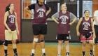 دختر امریکایی که قد و هیکلش باعث تعجب همگان شده است