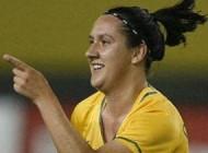 عکس های مبتذل زن فوتبالیست استرالیایی دردسر آفرید