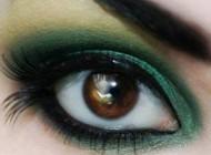 چند روش مهم در آرایش چشم ها
