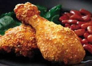 آموزش درست کردن مرغ کنتاکی