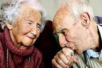 داستان جالب و زیبای پیرمرد عاشق