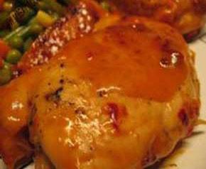 آموزش درست کردن مرغ سرخ کرده با سس قارچ
