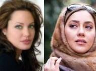 بهاره کیان افشار بجای آنجلینا جولی در نقش لاله ( عکس)