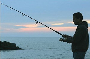 داستان جالب ماهیگیری