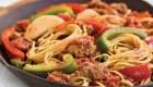 آموزش درست کردن اسپاگتی به روش مکزیکی