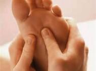 بهتر شدن دردهایتان نقاط کف پای شماست