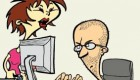 عاقبت ازدواج کردن با شوهر برنامه نویس! (طنز)