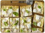 آموزش درست کردن پیتزای دودی رژیمی