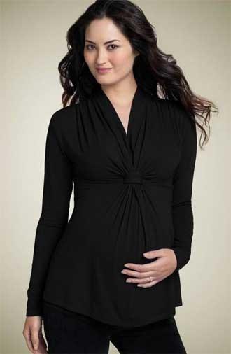 لباس خوب و مناسب برای دوران بارداری