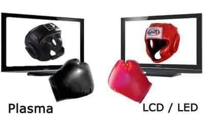 چه تلویزیونی بهتر است؟ LCD ، PLASMA یا LED