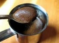 تهیه قهوه ترک در خانه