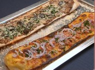 تهیه پیتزای قارچ