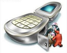 استفاده ازموبایل در هوای سرد
