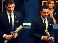 خبر- ژاوی و کاسیاس جایزه ی شاهزاده ی آستوریاس را دریافت کردند