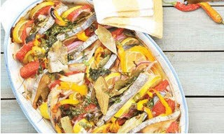 دستور پخت  غذای سنتی ترکی – فیلههای بریان و معطر