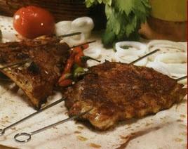 طرز پخت دنده کباب سنتی کرمانشاه