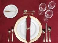 آرایش میز برای مهمانیها