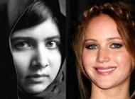 این دختر پاکستانی در کنار 98 چهره تاثیرگذار در سال 2013
