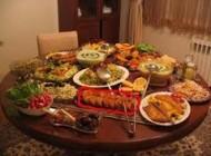 خانم های خانه دار پذیرایی مهمانان را جدی بگیرید