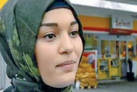 اخراح دختر مسلمان به دلیل حجاب