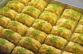 تهیه باقلوای ترکی با فرمول ایرانی