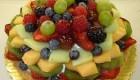 تارت میوه ای جدید
