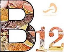 رابطه ویتامینB۱۲ با کم خونی