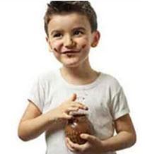 چگونگی از بین بردن لکه شکلات