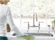 نظافت صحیح سینک ظرفشویی
