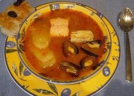 سوپ  نروژی