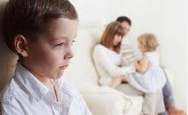 تساوی عشق میان فرزندان