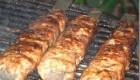 طرز تهیه کباب کوبیده مرغ