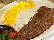 طبخ کباب برگ علاء