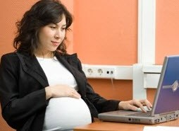 قدرت خارق العاده در زنان باردار