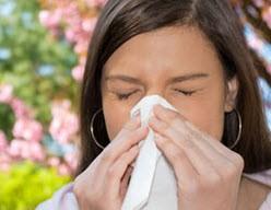 مقابله با حساسیت فصلی