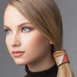 آموزش آرایشی چگونگی ترکیب رنگ مو