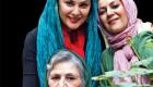 دو بازیگر لاله اسکندری و ستاره همراه مادرشان (عکس)