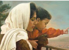 داستانک مادر خود عید است