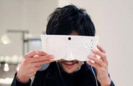 ساخت ماسکی جالب الهام گرفته از مرد اهنی