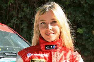مراسم انتخاب زیباترین راننده خانم (عکس)