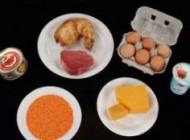 میزان پروتئین برای ماهیچه ها