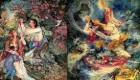 خلاصه ای از داستان ایرانی ویس و رامین