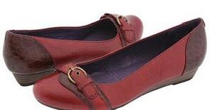 انتخاب کفش برای خانم ها