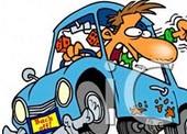 طنز رانندگی در ایران و رعایت نکردن قوانین