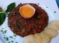 طپخ استیک تارتار