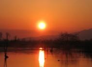 عکس زیبا و جالب از طلوع خورشید در دنیا
