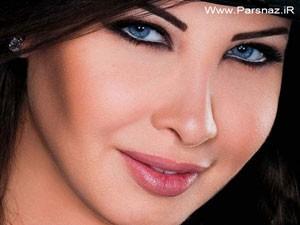 جشن تولد نانسی عجرم خواننده مشهور عرب (عکس)