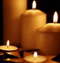 فال مدرن شمع جهت ازدواج